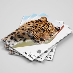 A5 Booklets Heavy Cover ( Portrait )